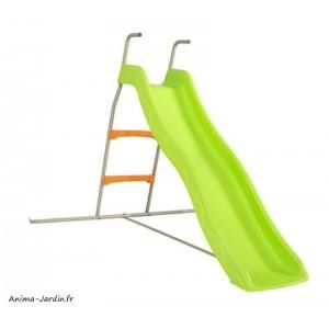 Petit toboggan, Zazou, 1,73 m de glisse, Trigano, jeu plein-air, achat, pas cher