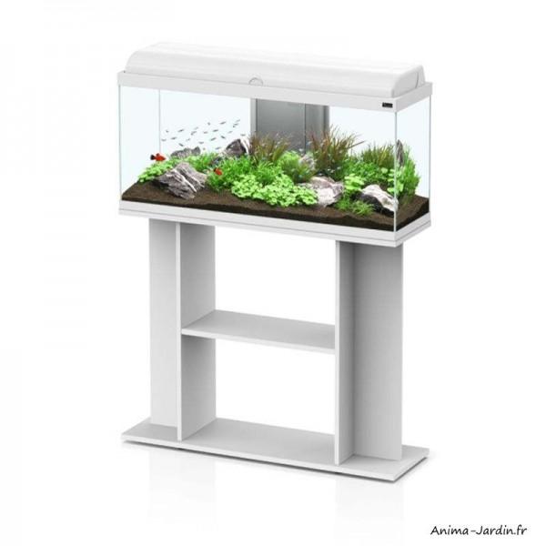 Aquarium Kit Aquadream 100 Capacite 100l Inclus Eclairage Et Filtre Aquatlantis Achat Pas Cher
