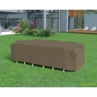 Housse de qualité pour salon de jardin, 325 x 205 cm, housse étanche, Nortene, pas cher, achat