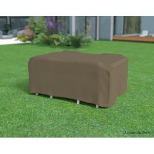 Housse de qualité pour salon de jardin, 225 x 145 cm, housse étanche, Nortene, pas cher, achat