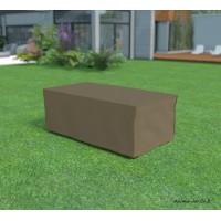 Housse de qualité pour table de jardin, 205 x 105 cm, housse étanche, Nortene, pas cher, achat