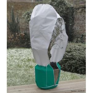 Housse hivernage avec zip, Winterzip, protection contre le froid, Nortene, achat, pas cher
