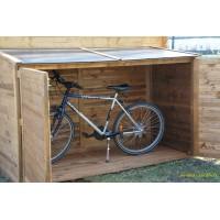 Coffre de rangement extérieur, en bois, autoclave, multifonctions, Trocadéro, coffre de jardin, achat, pas cher