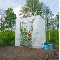 Serre à tomates, serre de jardin, housse renforcée, potager, protection froid, achat, pas cher, Nature