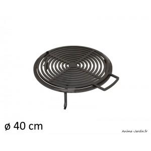 Grill pour braséro Quoco, cuisine extérieure, barbecue, Fargau, achat, pas cher