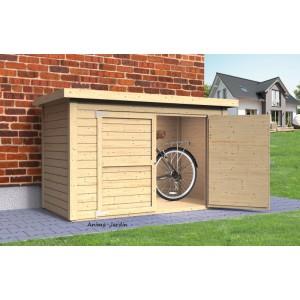 Abri vélo, Cykel, rangement vélos, 2.1 m², achat, pas cher
