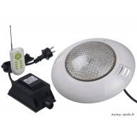 Spot, piscine, éclairage LED multicolore, spot 406 RGB, avec télécommande, Ubbink, achat, pas cher