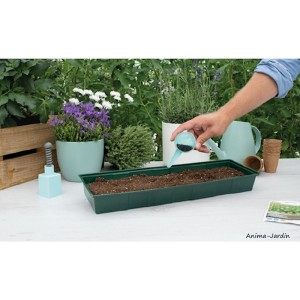 Semoir à main, jardin, graines, jardinage, achat, vente, pas cher