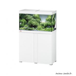 Aquarium Vivaline LED 126 avec meuble, kit complet, éclairage, filtre, chauffage, Eheim, achat, pas cher
