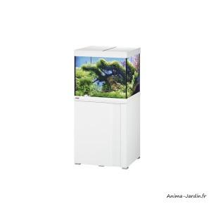Aquarium Vivaline LED 150 avec meuble, kit complet, éclairage, filtre, chauffage, Eheim, achat, pas cher