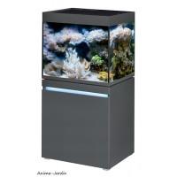 Aquarium d'eau de mer Incpiria Marine 230 avec meuble, kit complet, éclairage, filtre, pompe, Eheim, achat, pas cher