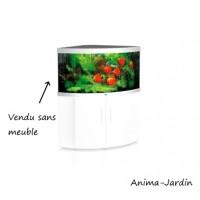 Aquarium Trigon 350 LED, aquarium d'angle, 350 Litres, kit complet, éclairage, filtre, pompe, Juwel, achat, pas cher