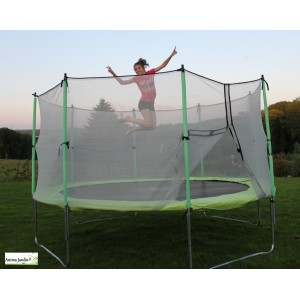 vente trampoline. Black Bedroom Furniture Sets. Home Design Ideas