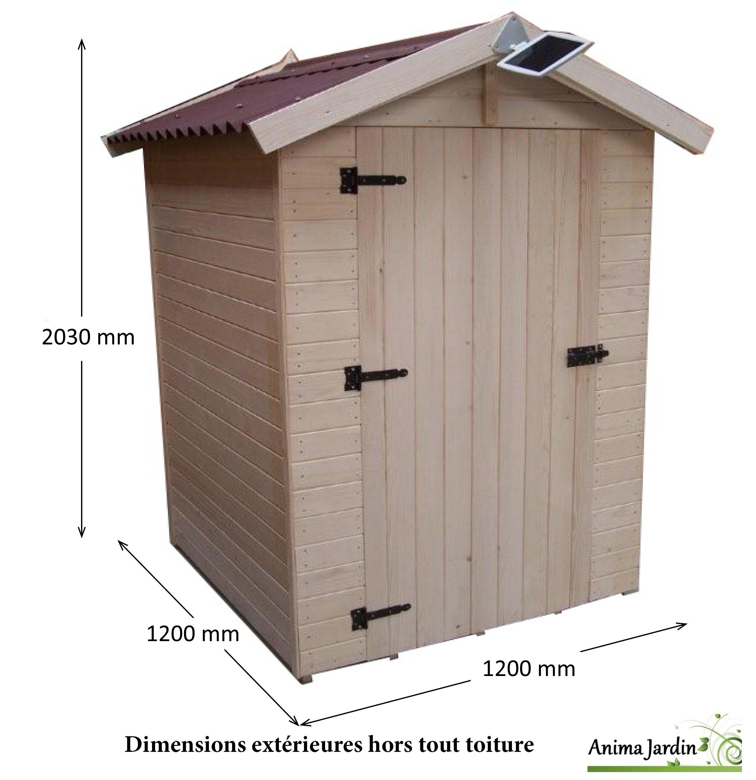 Fabriquer Un Abri Pour Velo toilettes sèches en bois avec sciure, abri extérieur, prix