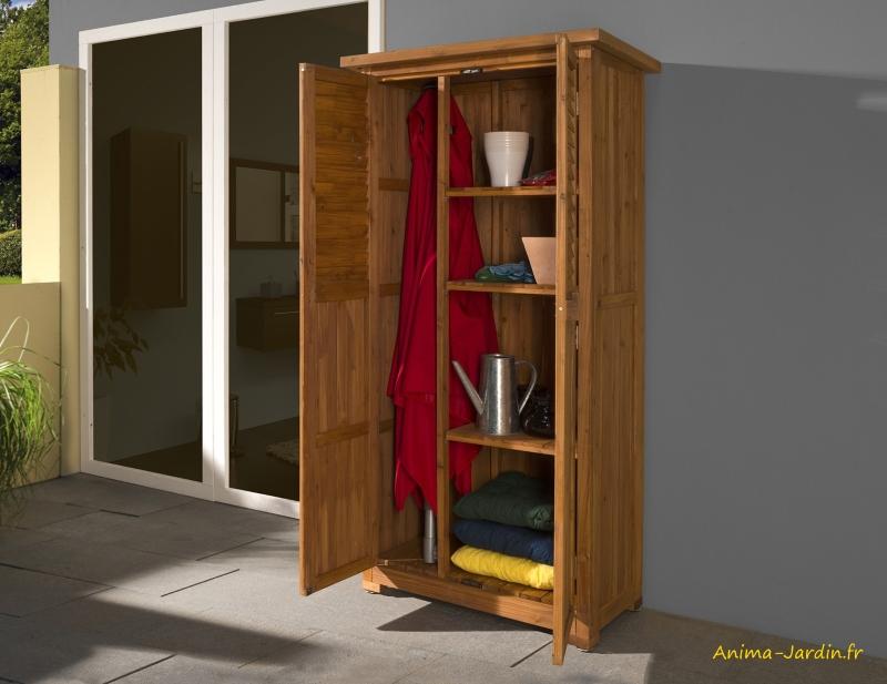 armoire de rangement-195-armoire de balcon-remise à outil-terrasse-Weka-Anima-Jardin.fr