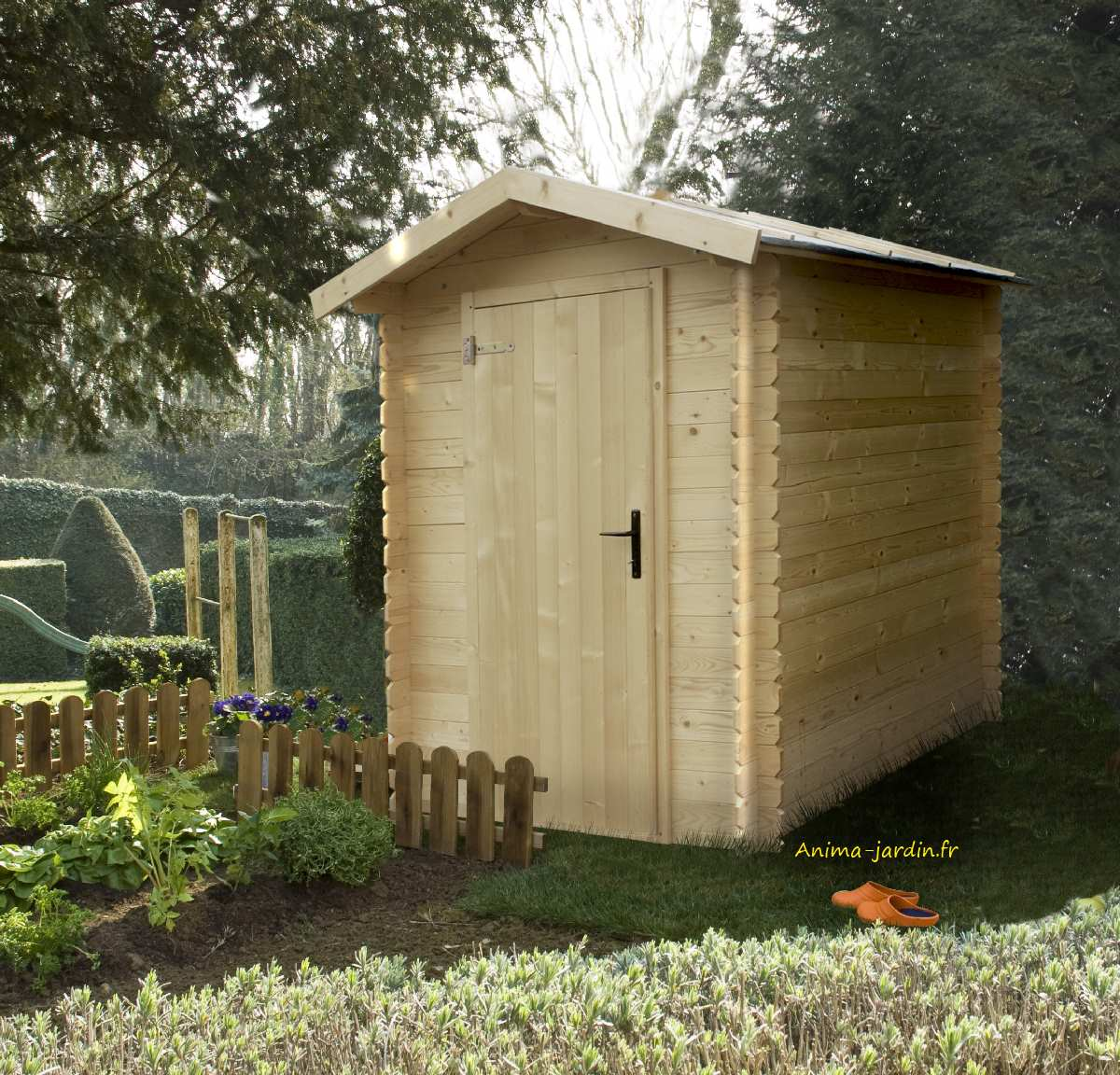 Cabanon De Jardin Pas Cher petit abri jardin, 19mm, bex, 2.43m², pas cher, vélo