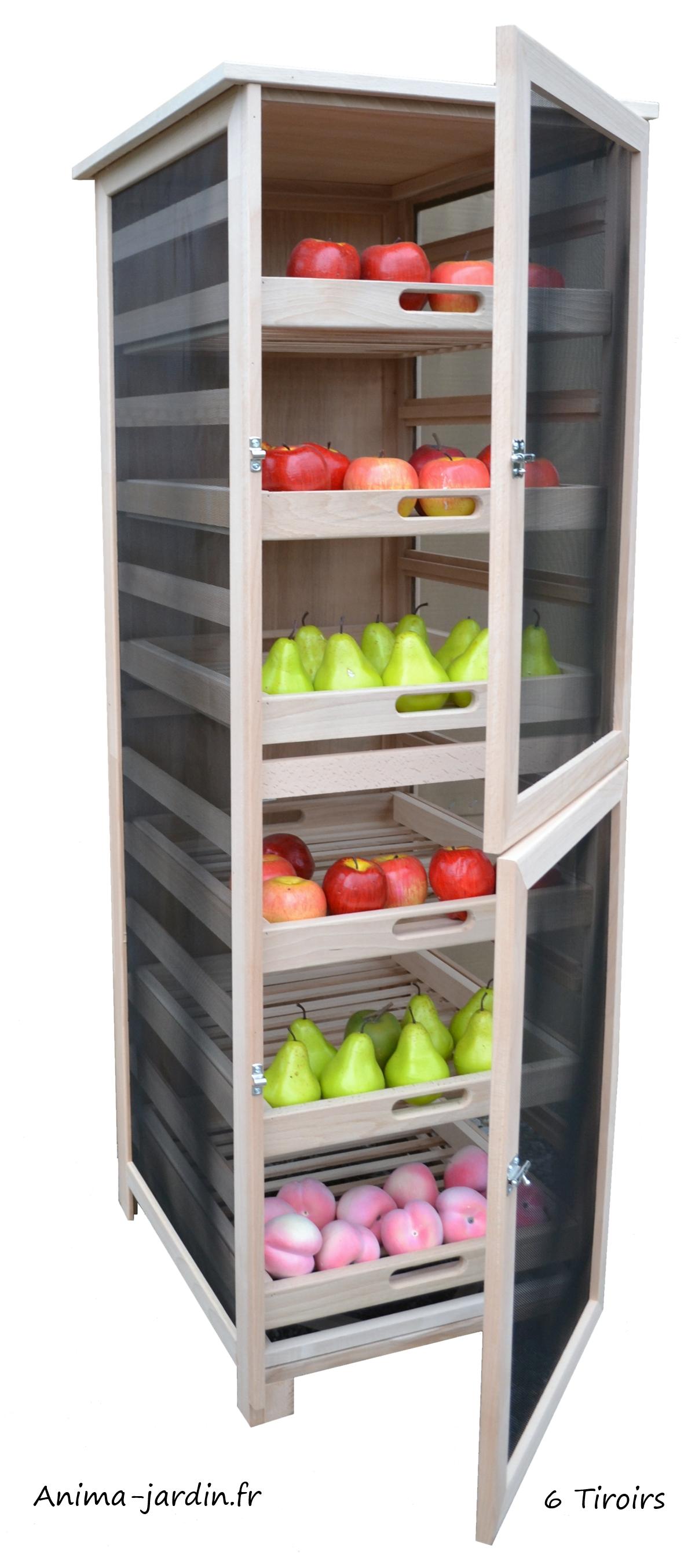 Conservateur-de fruits-et légumes-6-tiroirsanima-jardin.fr