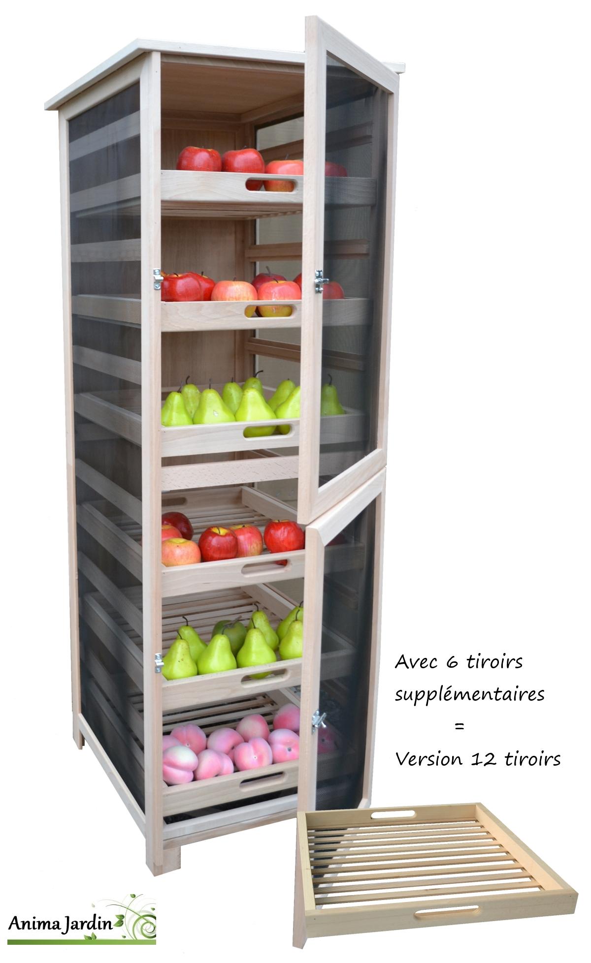 Conservateur-de fruits-et légumes-12-tiroirs-anima-jardin.fr