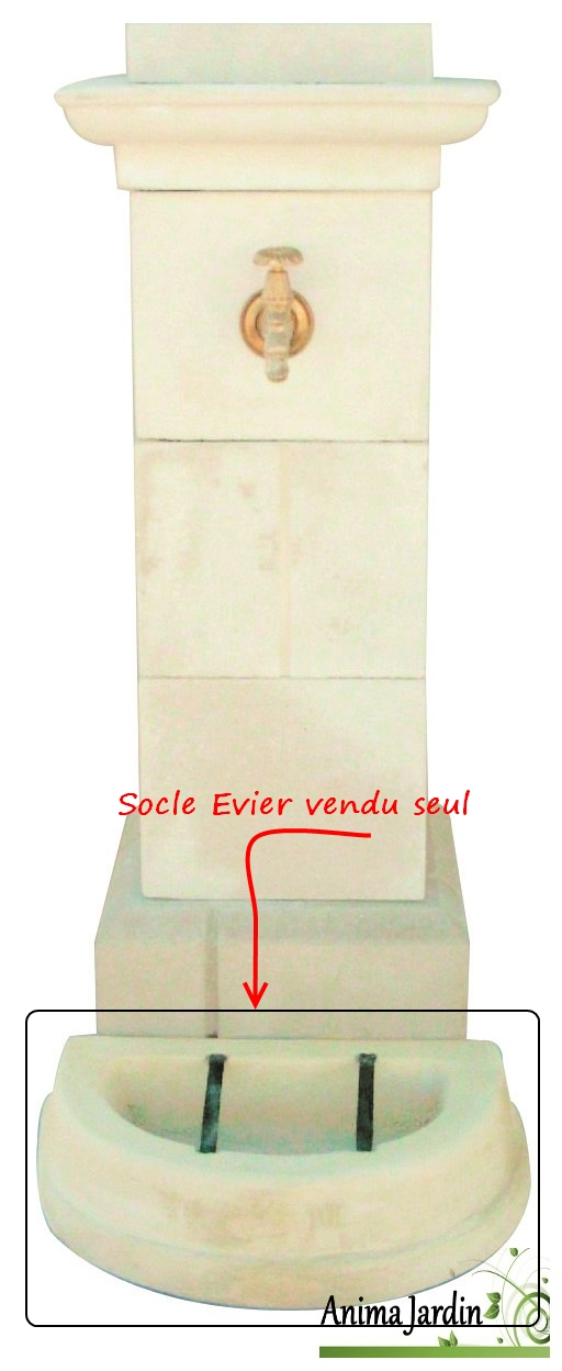 Socle-évier-vendu-seul-grandon-fontaine
