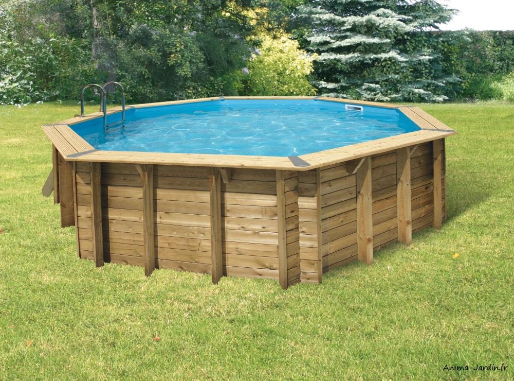 Piscines Océa 580-Ubbink-piscine en bois-Anima-Jardin.fr