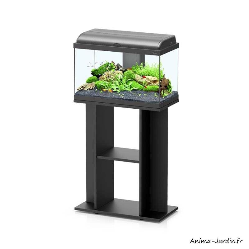 Aquarium-kit aquadream 60-capacité 52 L-inclus éclairage et filtre-Aquatlantis-achat-pas cher