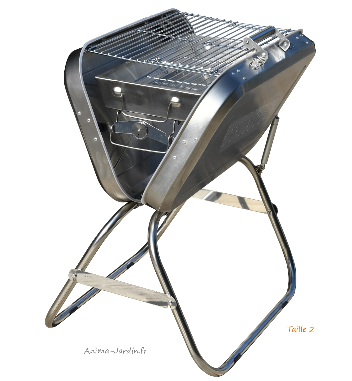 Barbecue-charbon-pliable-inox-T2-anima-jardin.fr