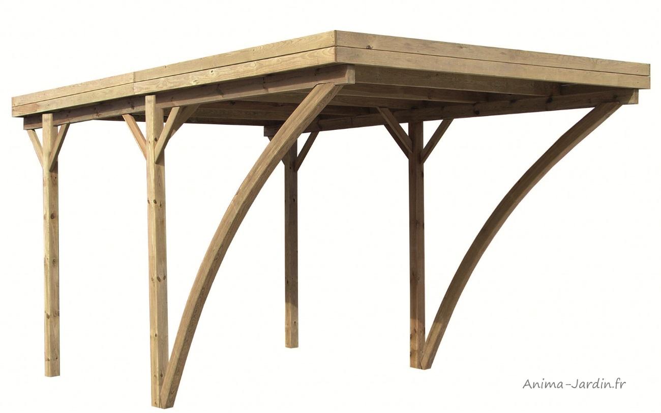 carport-bois-autoclave-voiture-rangement-anima-jardin