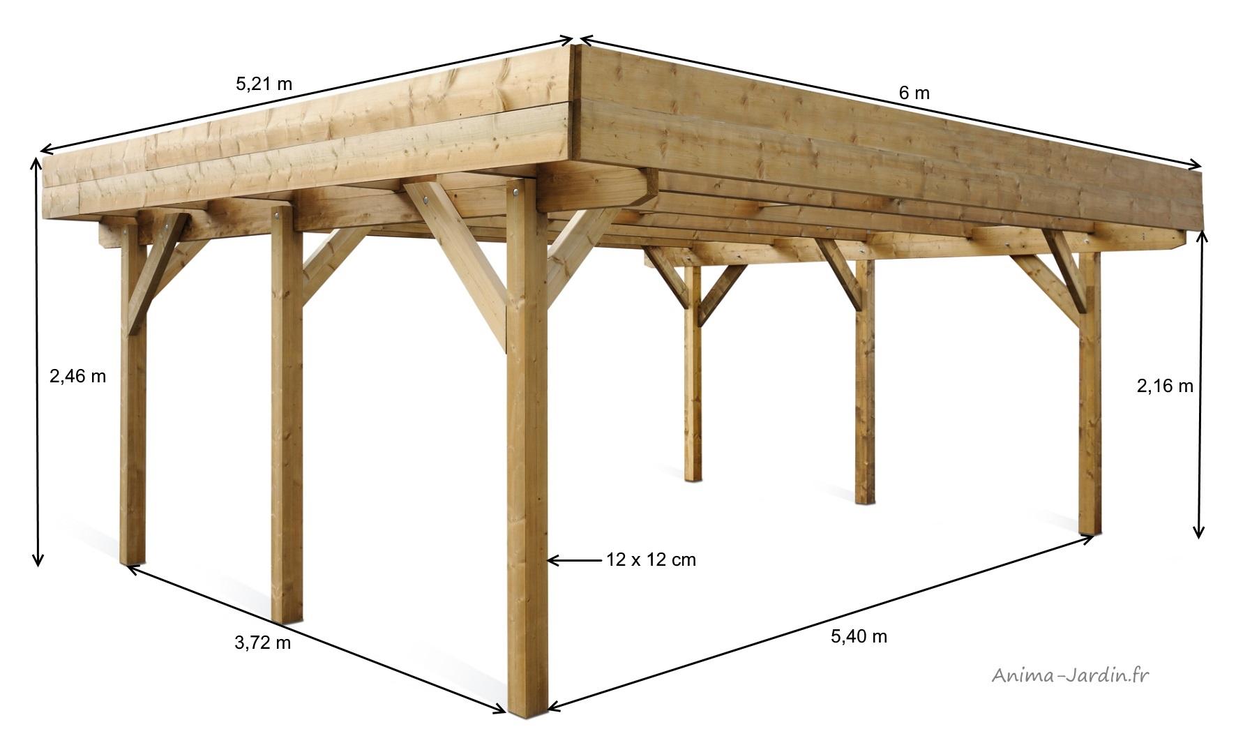 carport-bois-autoclave-voiture-anima-jardin-dimensions
