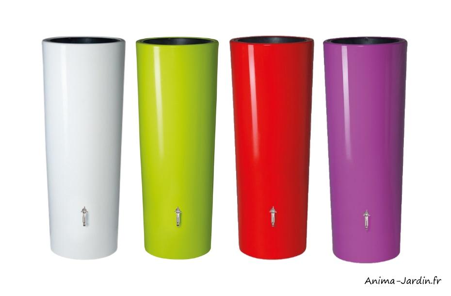 Cuves-récupérateur d'eau-color-Graf-eau de pluie-Anima-Jardin.fr
