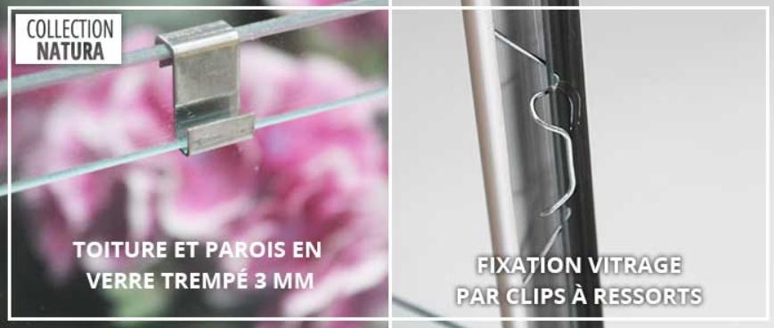 Fixation-verre trempé-Lams-Anima-Jardin.fr