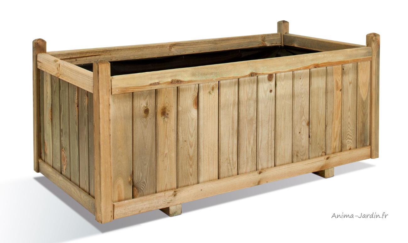 jardinière-vendôme-120cm-bois-autoclave-anima-jardin.fr*