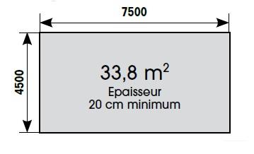 Piscine-Linéa-6,50m-h.140cm-entourage bois-Ubbink-Anima-Jardin.fr