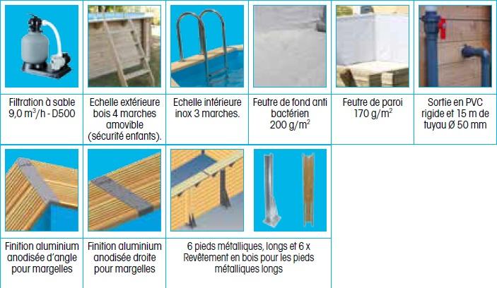 Accessoire piscine Linéa 650-Ubbink-Anima-Jardin.fr
