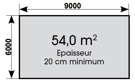 piscine-Linéa-8m-h140cm-rectangulaire-entourage bois-Ubbink-Anima-Jardin.fr