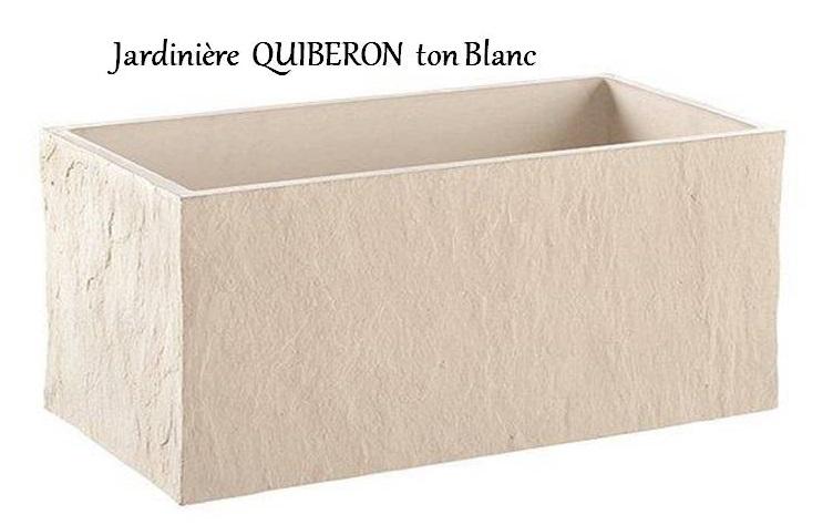 Jardinière-quiberon-blanche