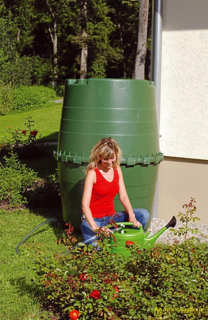 Récupérateur d'eau-Top-tank-Graf-Anima-jardin.fr