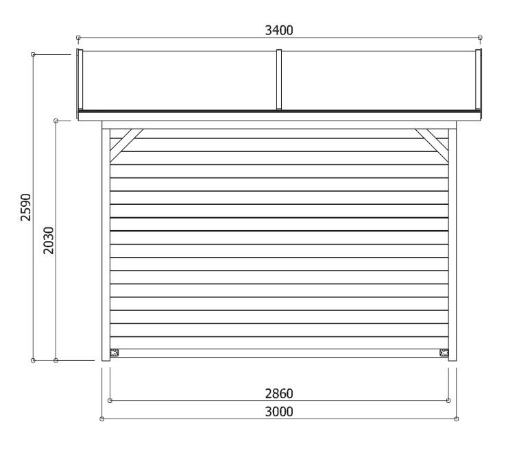 Pavillon-bois-jardin-espace-fumeur-barbecue-dimensions-anima-jardin.fr