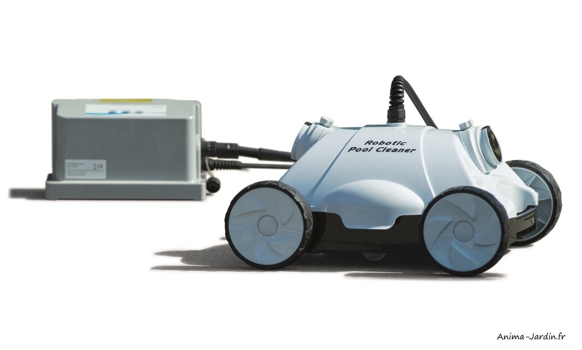Robot de piscine-nettoyeur automatique-Robotclean 1-Ubbink-Anima-Jardin.fr
