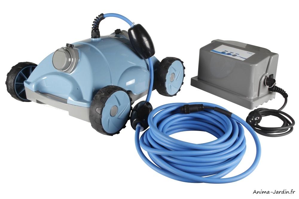 Robot de piscine-nettoyeur automatique-Robotclean2-Ubbink-Anima-Jardin.fr