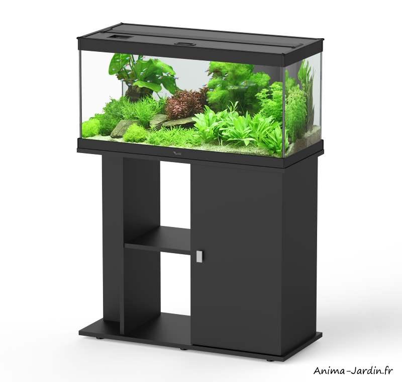 Aquarium avec meuble-Style LED 80-Aquatlantis-Anima-Jardin.fr
