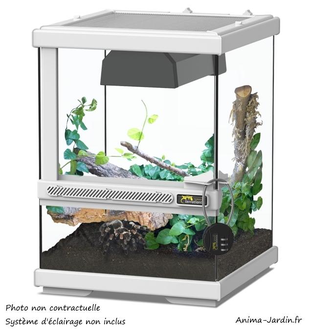Petit terrarium-Smart line 23-reptile et amphibiens-Aquatlantis-achat-Anima-Jardin.fr
