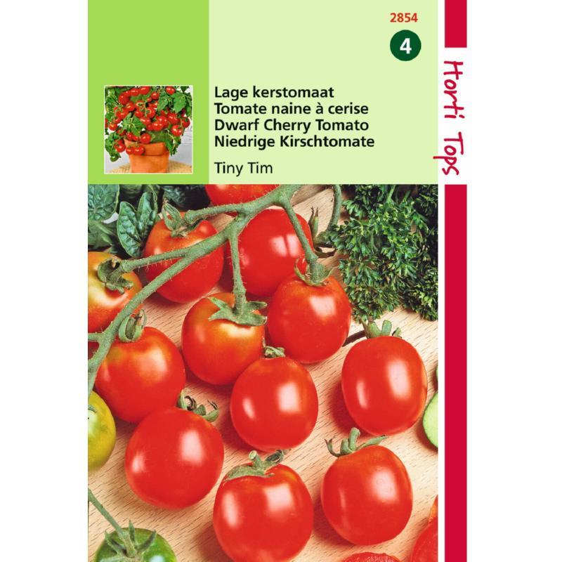 Graines de tomates cerises-Tiny Tim-graines potagères-Hortitops-Anima-Jardin.fr
