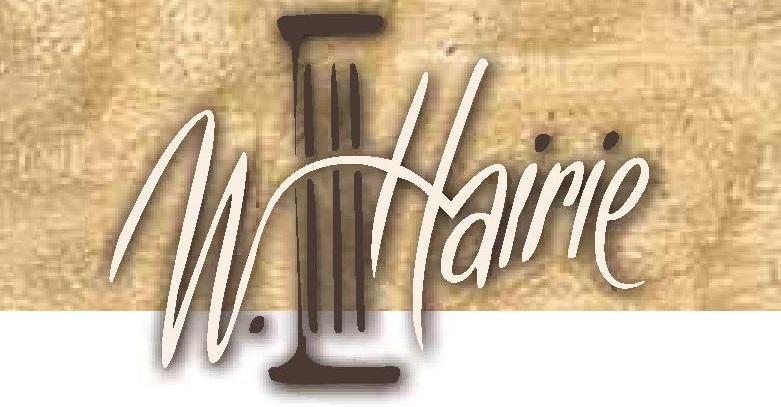 Logo Hairie