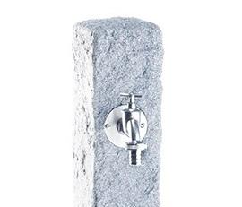 Robinet laiton-fontaine-Anima-Jardin.fr